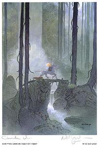 Vess: Erdőmélye