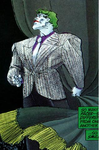 TDKR: Joker