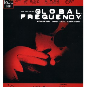 Warren Ellis: Global Frequency