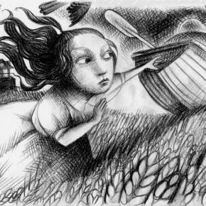 Catherynne M. Valente: A lány, aki Tündérföld alá zuhant és a tivornya élére állt